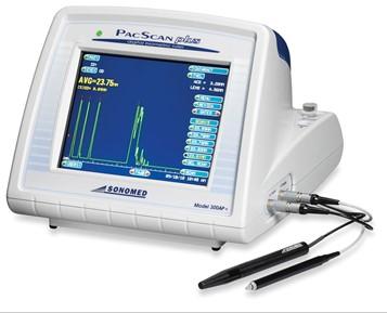 Ультразвуковой офтальмологический сканер PacScan 300 Plus